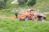 Tracteur – Compilation de fails