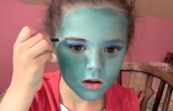 Maquillage Monster High pour Halloween