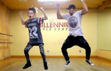 A 11 ans elle est une danseuse exceptionnelle !