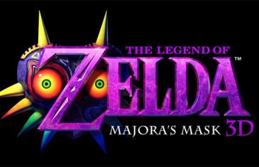 Zelda Majora's Mask débarque sur Nintendo 3DS !