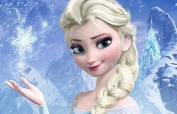 Ce bébé déteste la chanson de La reine des neiges !