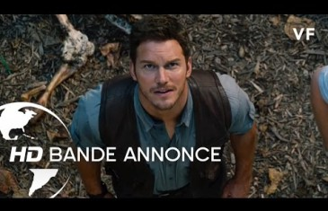 Jurassic World : Bande annonce officielle en VF