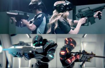 La réalité virtuelle au service d'un nouveau parc !