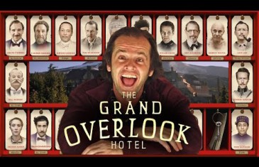 Mashup : quand Shining rencontre The Grand Budapest Hotel !