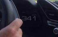 Il atteint 341 km/h en Ferrari sur l'autoroute !