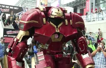 Comic Con de New York : Iron Man presque présent !