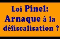 Les plafonds en matière de loi Pinel