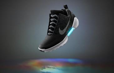 Nike a créé les chaussures de Retour vers le Futur