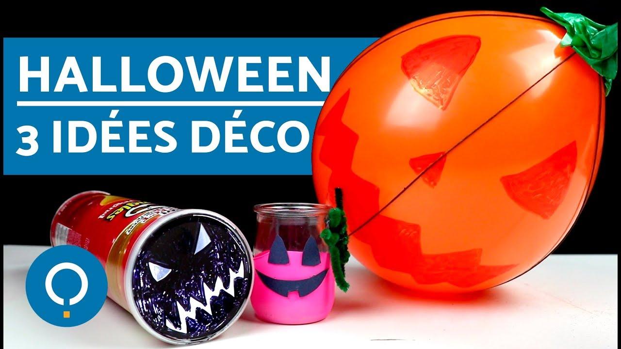 D co halloween bien d corer la maison le soir du 31 octobre kikavu - Deco halloween maison ...
