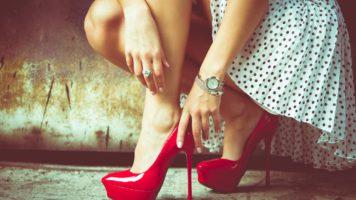 Chaussures : comment séduire avec la bonne paire d'escarpins ?