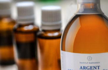 Argent colloïdal : un antibiotique naturel ?