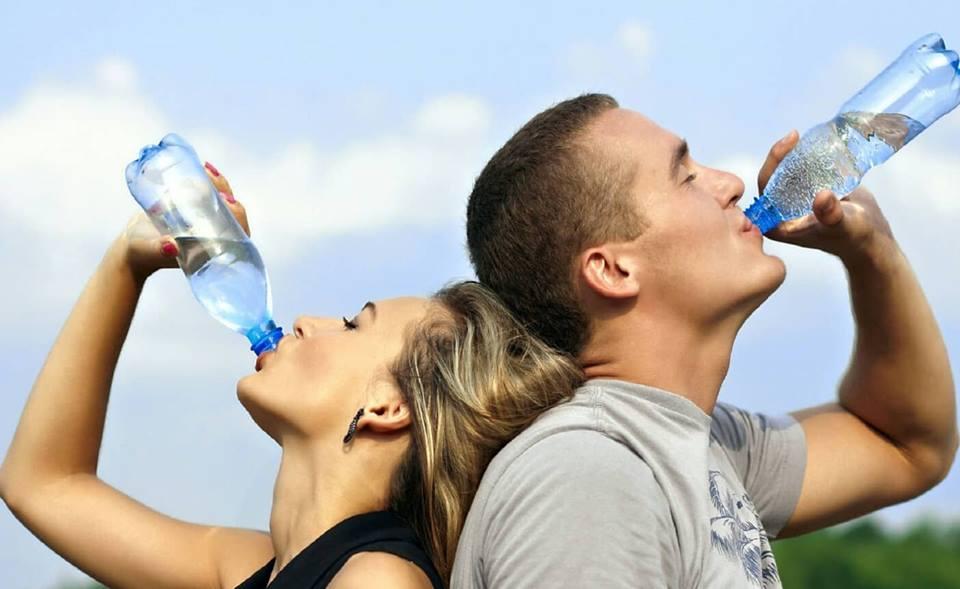 boire beaucoup eau