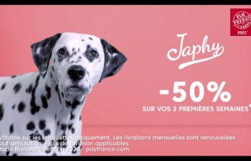 Qui est Japhy, le produit de l'année 2021 ?