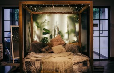 Top 5 des meilleurs tissus pour la décoration de votre chambre